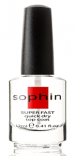Sophin (Софин) Супер сушка закрепитель лака (Super Fast Quick Dry Top Coat), 12 мл.